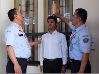 Banyak Pelamar Penjaga Lapas Tak Lolos Karena Tinggi Badan