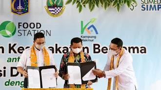 Jabar-DKI Jakarta Jalin Kerja Sama di Bidang Pangan dan UMKM