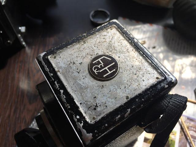 ローライコード 貼り革