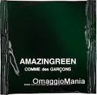 campione omaggio profumo Amazingreen Comme des Garcons