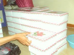 nasi box aqiqah