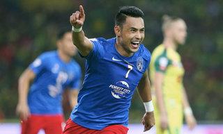 Trofi Piala Malaysia sulung JDT