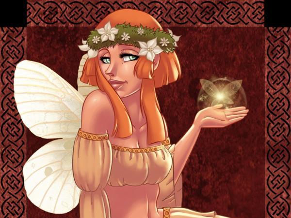 Red Fairy, Fairies Girls 2