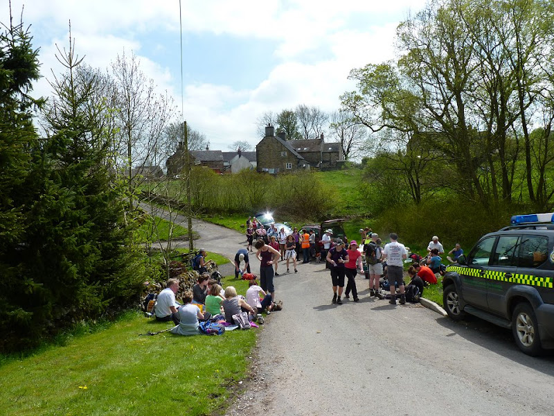 Checkpoint 4 at Grindon