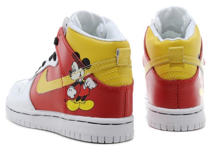Dessin A Colorier De Mickey
