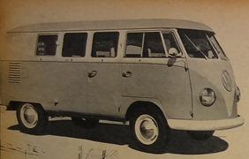 VW Combi 1960