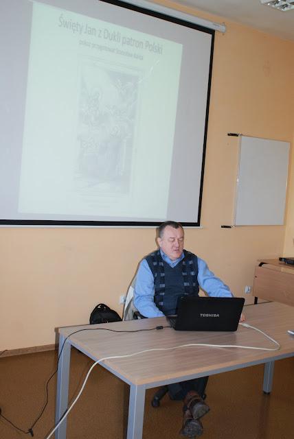 Prelekcja Św. Jan z Dukli - DSC03554.JPG