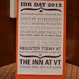 IDR Day 2012