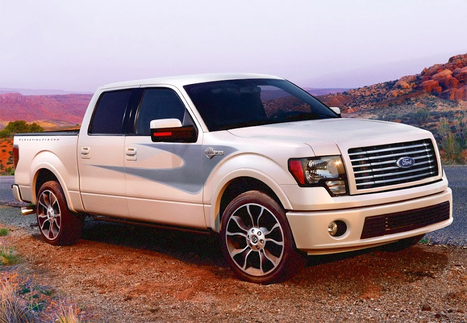 Ford F150 Crew Cab Truck