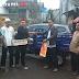 Kelurahan Cibadak Terima 2 Motor Sampah dari Program Kotaku