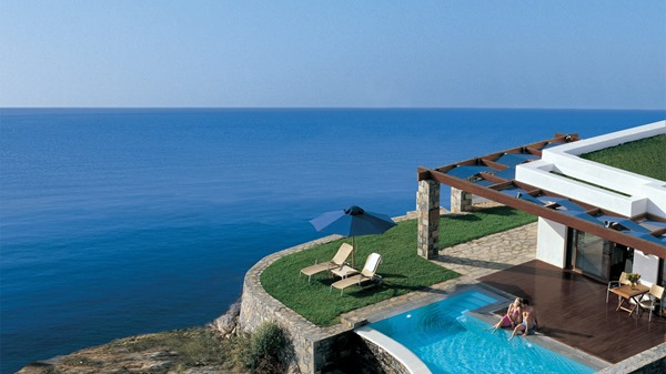 Belvedere Suite lagonissi grand resort