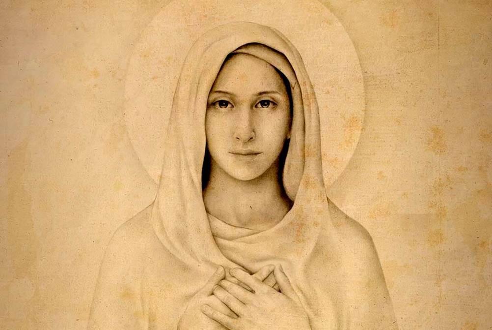Maria dám tin