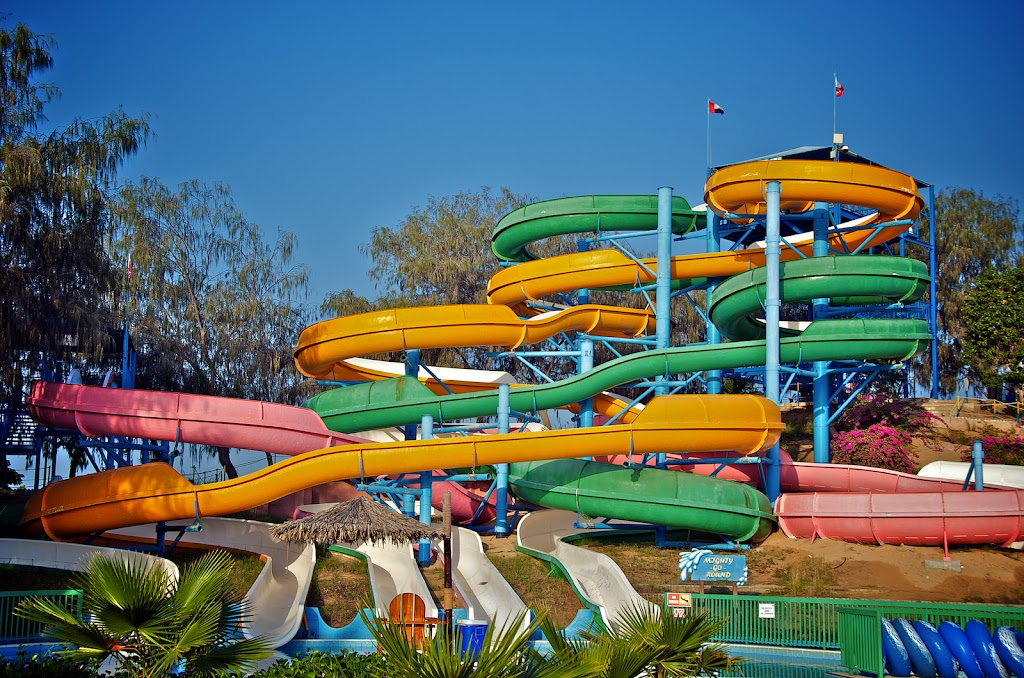 weekend at dreamland aqua park in umm al quwain weekend