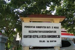 Profil desa Bangunrejo Karanganyar Ngawi