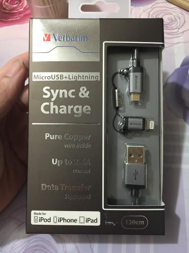 verbatim-120cm-metallic-2-in-1-cable