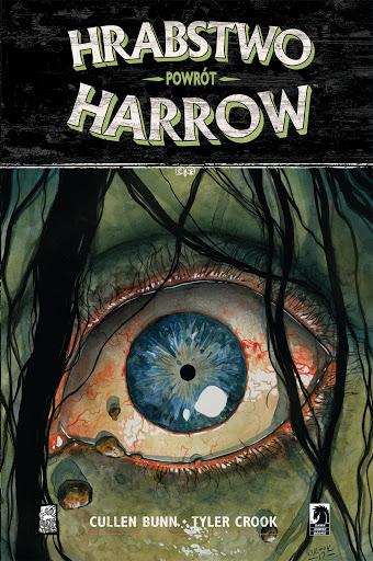 Hrabstwo Harrow tom 8 okładka