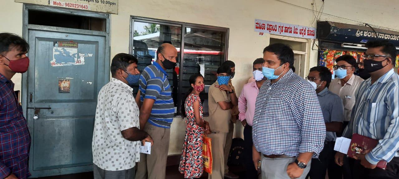 ದ.ಕ ಜಿಲ್ಲೆಯಲ್ಲಿ ಶೇ.80ರಷ್ಟು ಮಂದಿಗೆ ಲಸಿಕೆ: ಜಿಲ್ಲಾಧಿಕಾರಿ ಡಾ.ರಾಜೇಂದ್ರ