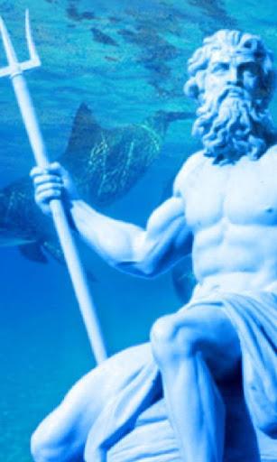 Sea God Poseidon Wallpapers 1.0 screenshots 1