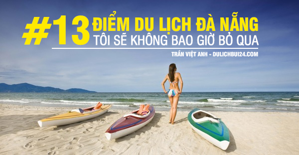 13 địa điểm du lịch đà nẵng