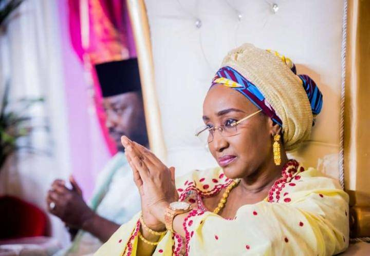 President Buhari And I Are Close, But We NEVER Planned To Marry—Minister Sadiya Umar Farouq