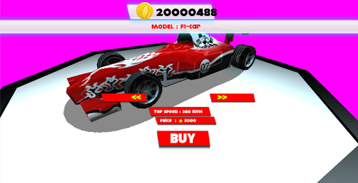 Furious Speed Car Racing