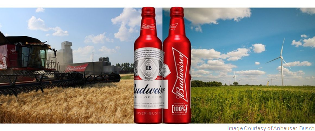 Anheuser-Busch Announces U.S. 2025 Sustainability Goals