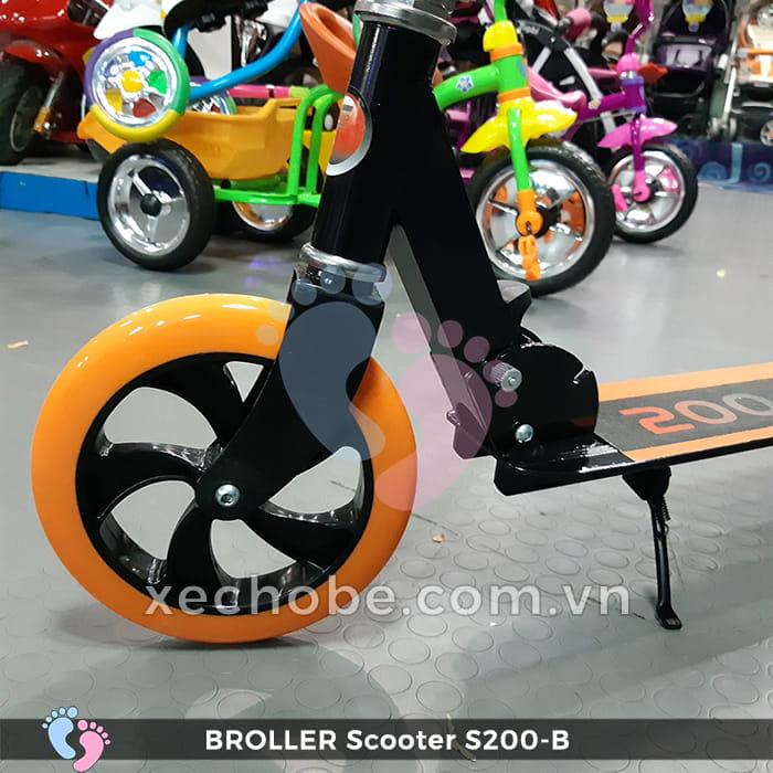 Xe trượt Scooter 2 bánh Broller S200B 3