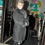 WWW.ENTSIMAGES.COM -  Angela Rippon  arriving at  Costa Book of The Year Award 2012 at Quaglino's Bury Street London January 29th 2013                                                         Photo Mobis Photos/OIC 0203 174 1069