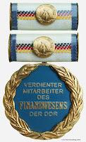 112 Mitarb. Finanzwesens medalles