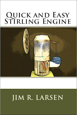 Quick and Easy Stirling Engine Book Cover