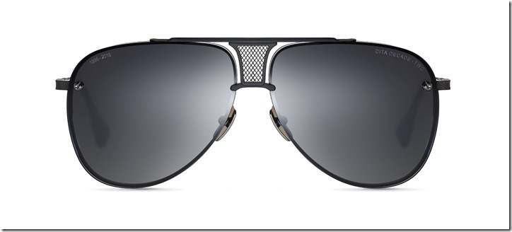 DITA Decade Two Matte Black Limited Edition 6