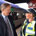 Minister Wells announces Bendigo PSOs
