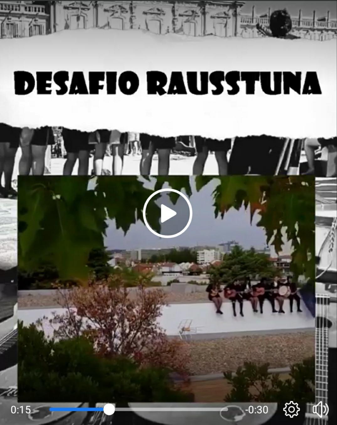 Desafio Rausstuna - Original