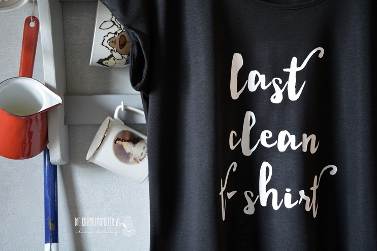 T-Shirt (03) last clean t-shirt
