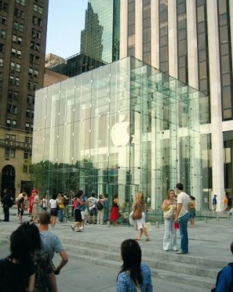 apple門市
