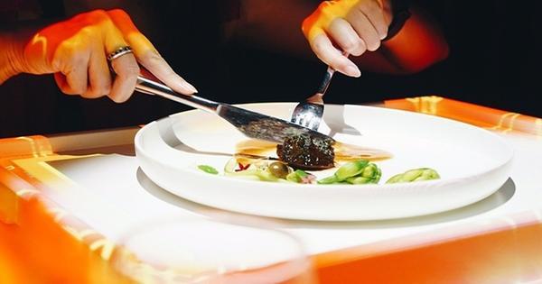 台北晶華酒店美味實驗場Taste Lab Le Petit Chef。全世界最小廚師馬可波羅東遊記,3D投影動畫美食!