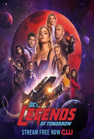 Legends of Tomorrow Season 6 Complete Download 480p & 720p All Episode