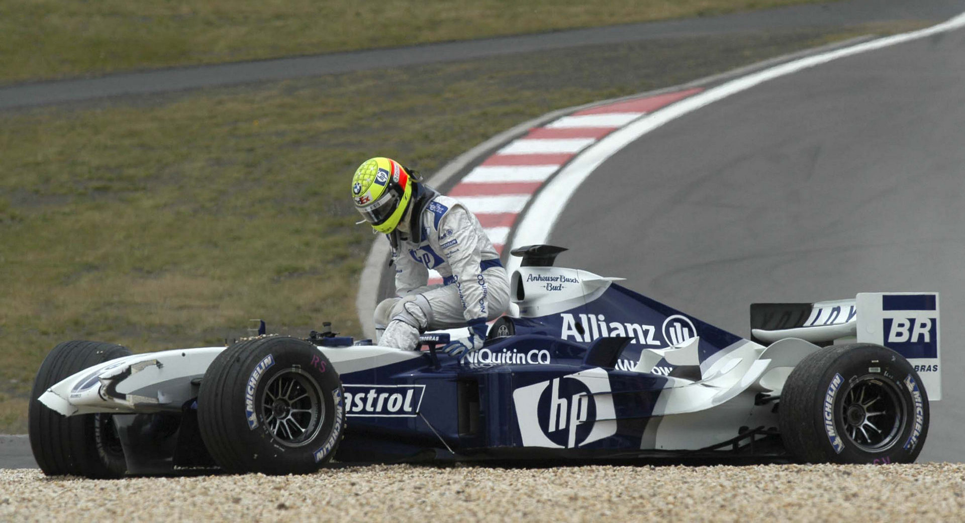 HD Wallpapers 2004 Formula 1 Grand Prix of Europe  F1 Fansite