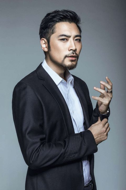 Sang Mingsheng China Actor