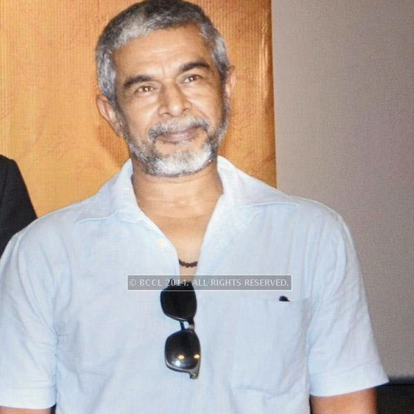 Shashanka Ghosh during the trailer launch of the film Khoobsurat.