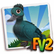 farmville 2 cheats for adult crested Cayuga duck farmville 2 duck watching station
