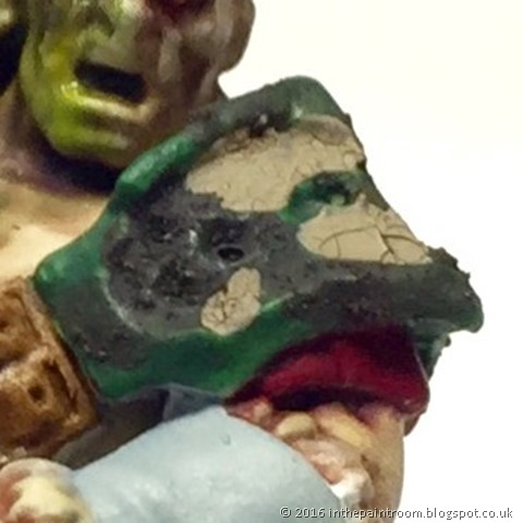 Khorne_Bloodreaver_to_Nurgle_Conversion_WIP_2_Armour_Corrosion