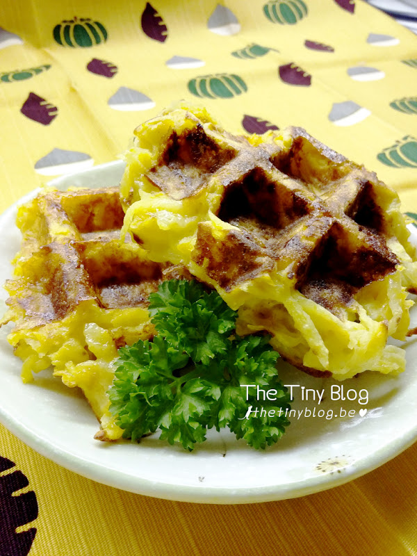 Obento Okazu Cups Ideas Recipes Potato Cheese Pummpkin Waffles