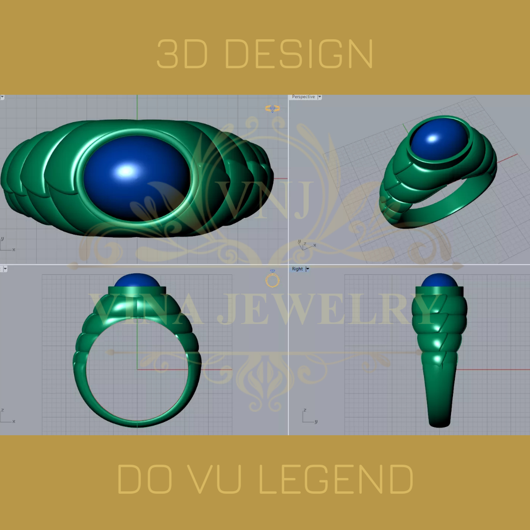 Lên thiết kế 3D duyệt mẫu lần 1