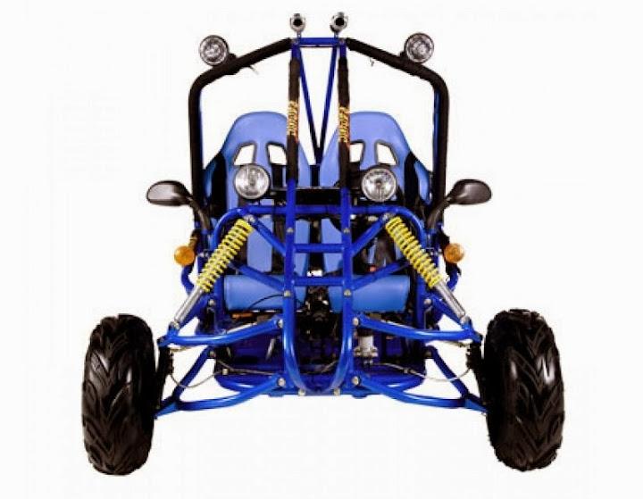 150cc Kandi Dune Buggy Blue