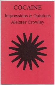 Cover of Aleister Crowley's Book Cocaine