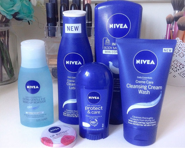 Affordable Skincare Achieved Using Nivea. Nivea Skincare Review
