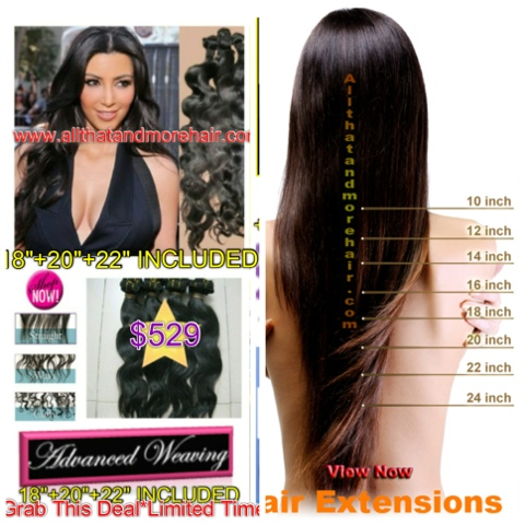 16 Inch Hairstyles