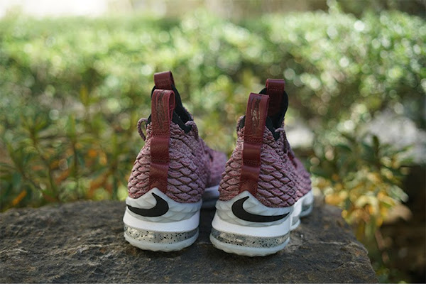 Vino Nike LeBron 15 Said to Remain as Asia Exclusive