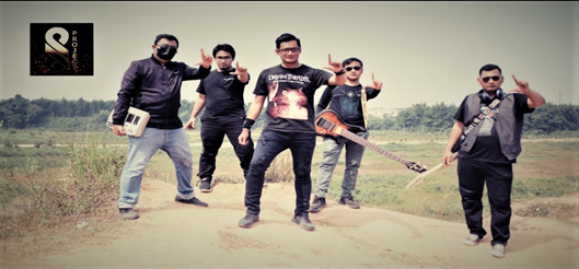 """Ip Project band pendatang baru yang merilis single """"NURANI"""" di pertengahan tahun 2021"""